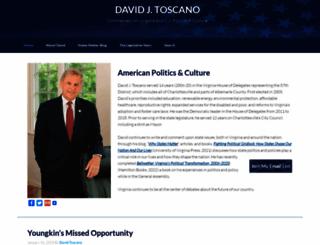 davidtoscano.com screenshot