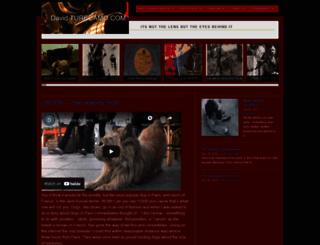 davidturecamo.com screenshot