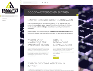 davidvanmierlo.nl screenshot