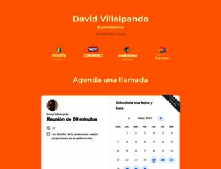 davidvillalpando.com screenshot