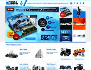 davisandshirtliff.com screenshot