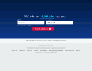 davita-jobs.itsmycareer.com screenshot
