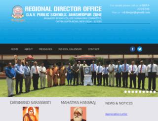 davjamshedpurzone.com screenshot