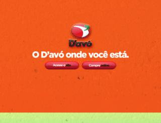 davo.com.br screenshot