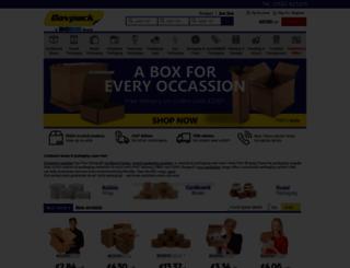 davpack.co.uk screenshot