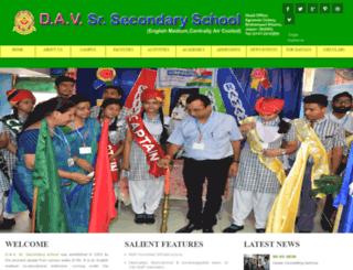 davschool.com screenshot