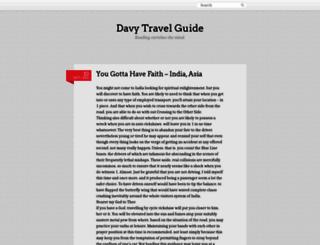 davyuuie.wordpress.com screenshot