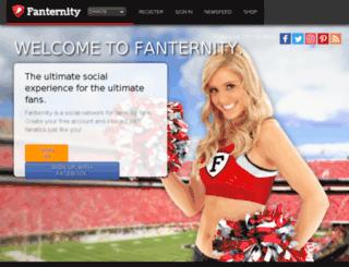 dawgs.fanternity.com screenshot