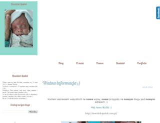 dawidekspalek.blogspot.com screenshot