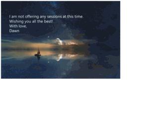 dawnmorgan.com screenshot