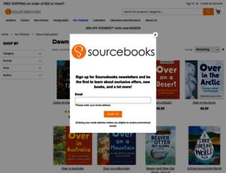 dawnpub.com screenshot