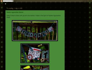 dawnsdesignsthatdelight.blogspot.com screenshot