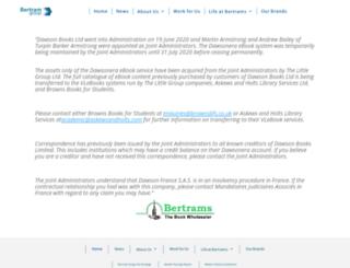 dawsonenter.com screenshot