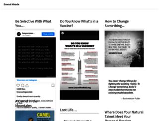 dawudmiracle.com screenshot