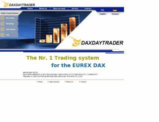 daxdaytrader.com screenshot