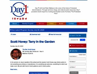 day1.org screenshot