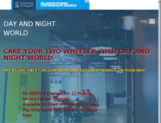 dayandnightworld.com screenshot