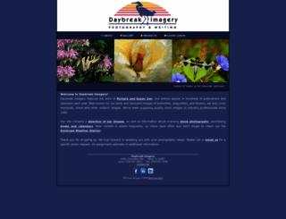 daybreakimagery.com screenshot