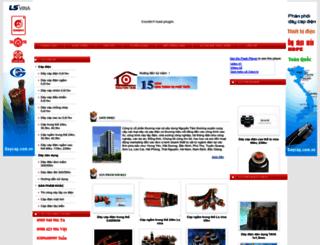 daycap.com.vn screenshot