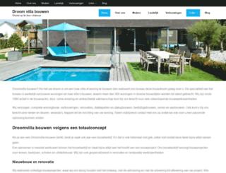 daydreamvillas.eu screenshot