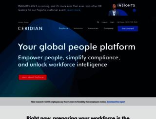 dayforce.com screenshot