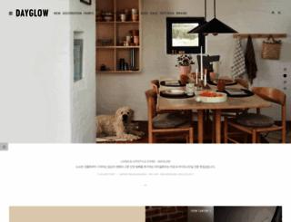 dayglow.co.kr screenshot