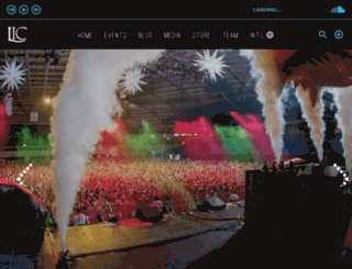 dayglowtour.com screenshot