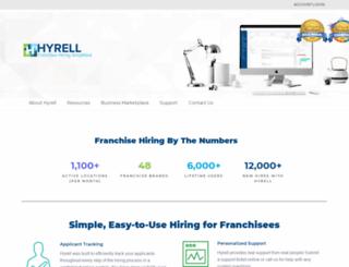 daylesfordcrossing.hyrell.com screenshot