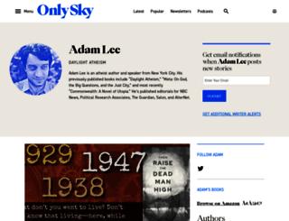 daylightatheism.org screenshot