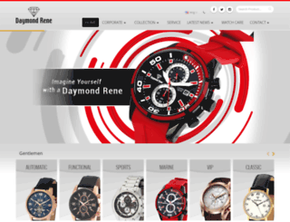 daymondrene.com screenshot