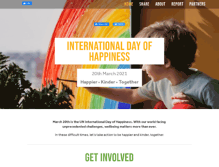 dayofhappiness.net screenshot