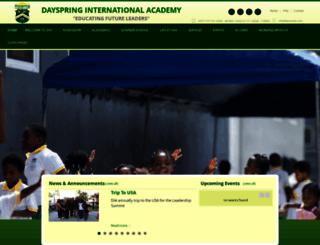 daysia-edu.com screenshot