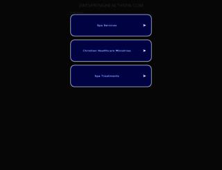 dayspringhealthspa.com screenshot