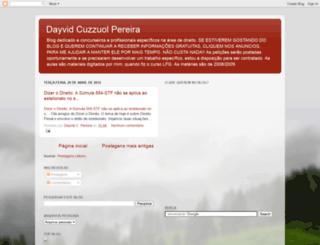dayvidcp.blogspot.com.br screenshot