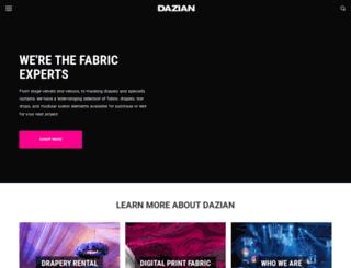 dazian.com screenshot
