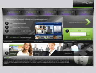 dazzagent.com screenshot