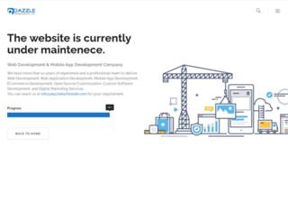 dazzletechnolab.com screenshot