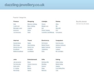 dazzling-jewellery.co.uk screenshot