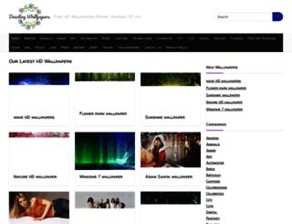dazzlingwallpapers.com screenshot