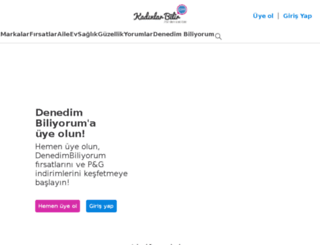 db.everydayme.com.tr screenshot