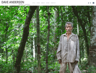 dbanderson.com screenshot