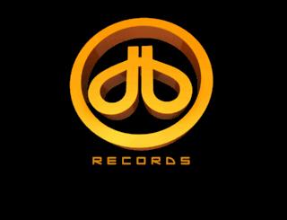 dbanjrecords.com screenshot