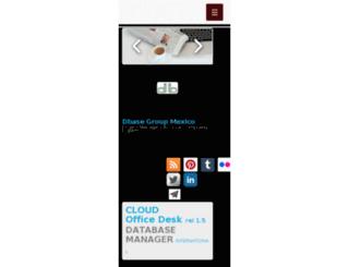 dbasemanagement.com screenshot