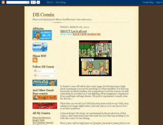 dbcomix.blogspot.com screenshot