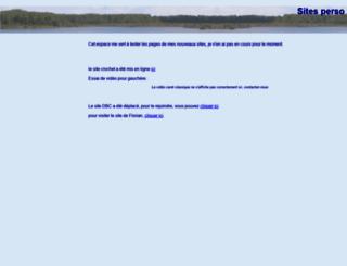 dbconsultant.free.fr screenshot