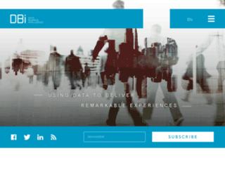 dbi.io screenshot
