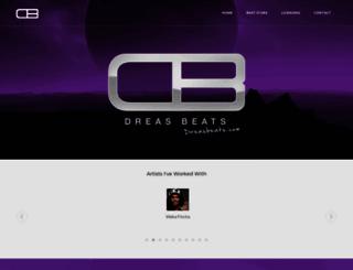 dbinstrumentals.com screenshot