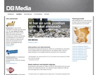 dbmedia.se screenshot