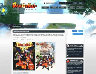 dbocom.com screenshot