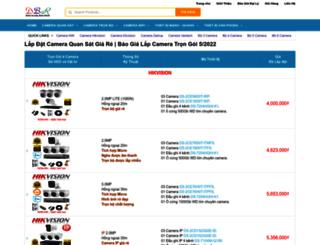 dbr.com.vn screenshot